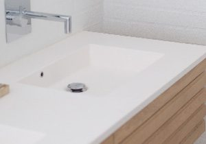 Bathroom sink repairs