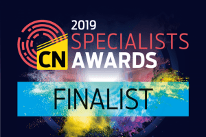 Plastic Surgeon Shortlisted for Construction News Specialist Award 2019
