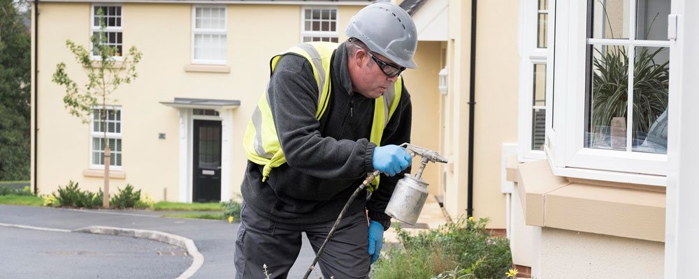Stone repair for subsidence insurance claims