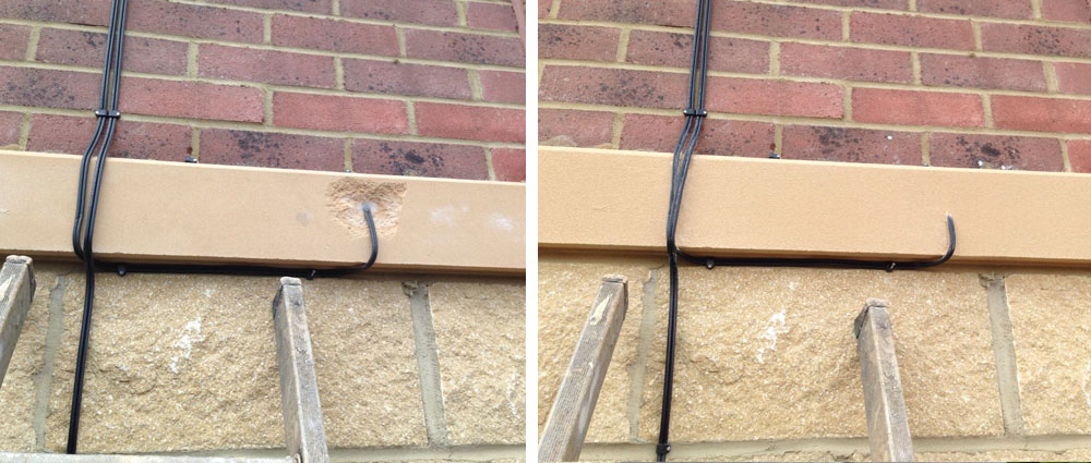 5 repair solutions for damaged stone