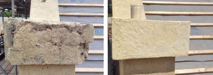 Stone repair