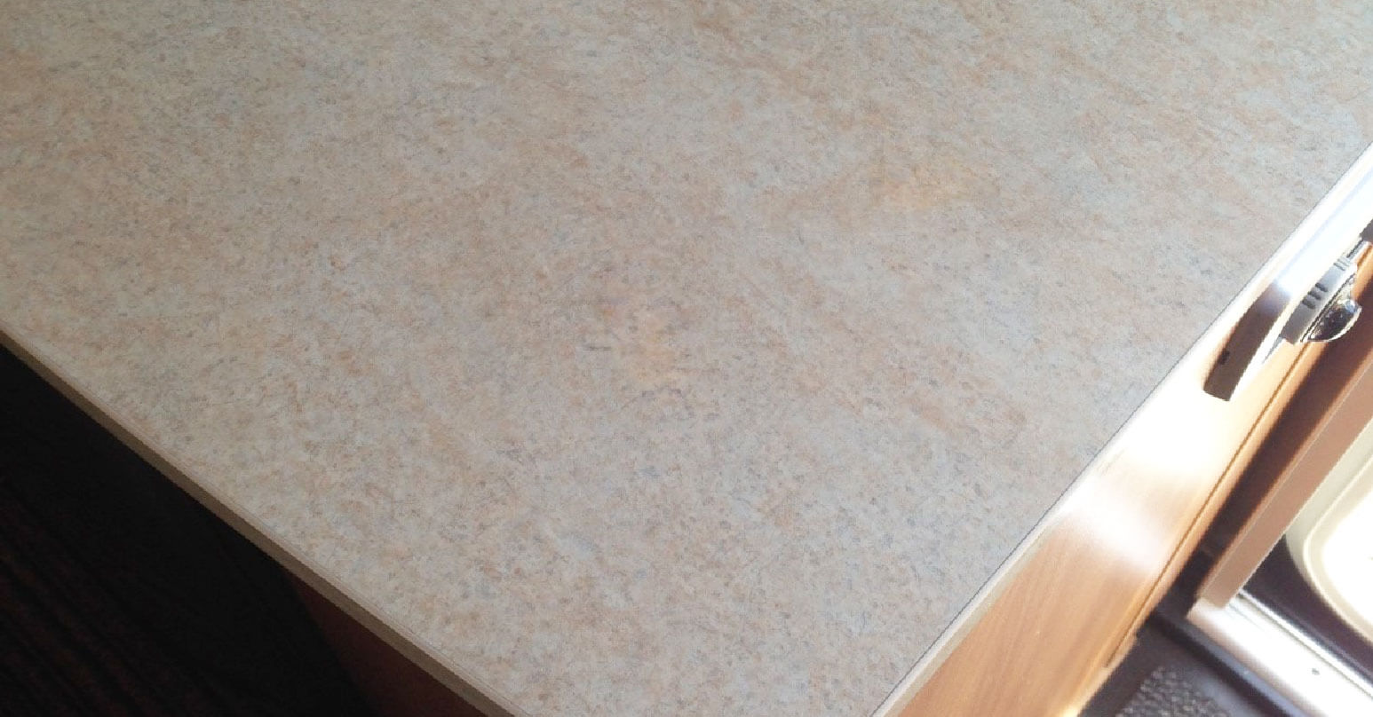 Repair to laminate table - furniture