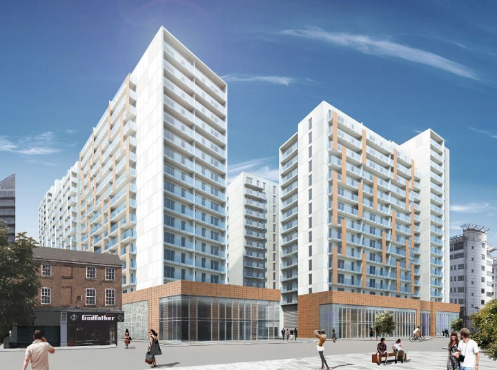 Chapel Wharf Development