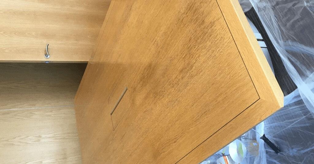 Wood furniture - After repair